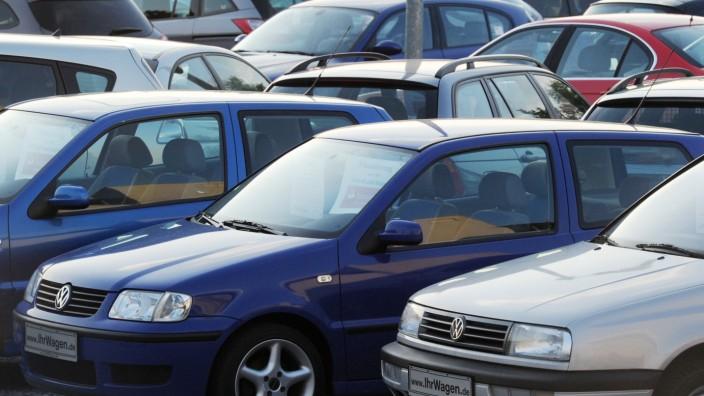 Gebrauchtwagenhändler haben nach Diesel-Urteil Angst vor fahrverboten