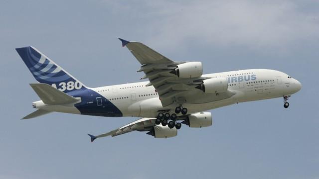 Airbus A380 Stellenstreichungen