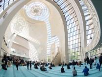 Tag der offenen Moschee in Köln
