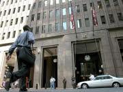 Das Gebäude der Investmentbank Goldman Sachs in New York Foto: dpa