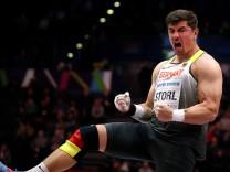 Leichtathletik Hallen-Weltmeisterschaft