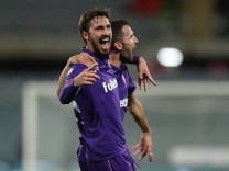 FILE: Fiorentina captain Davide Astori dies aged 31