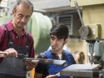 Integration und Arbeitsmarktbeteiligung von Flüchtlingen