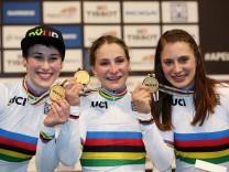 Bahnrad WM - Teamsprint