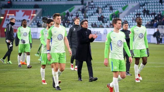 VfL vs Leverkusen 1 BL Wolfsburg 03 03 2018 FUßBALL VfL Wolfsburg vs Bayer 04 Leverkusen 1 B