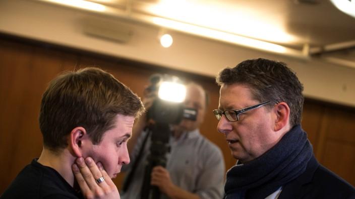 SPD-Diskussionsveranstaltung zur Großen Koalition