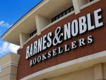 Barnes & Noble ist die letzte große Buchladenkette der USA.
