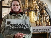 Postulantin Claudia Schwarz im Kloster Altomünster, 2018