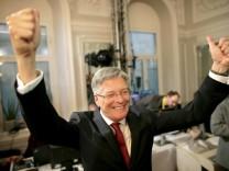 Landeshauptmann und SPÖ-Spitzenkandidat Peter Kaiser