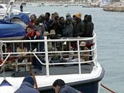 Drama vor Libyen: Hunderte Flüchtlinge im Mittelmeer vermisst, AP
