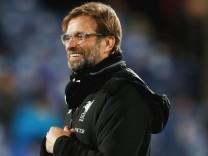 Huddersfield Town - FC Liverpool - Klopp