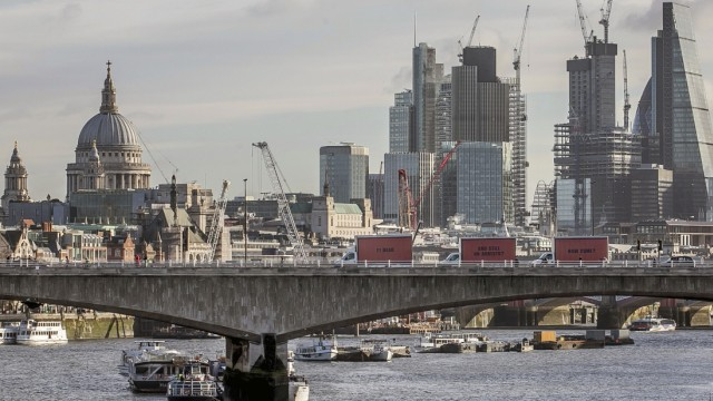 Banken und Finanzindustrie London