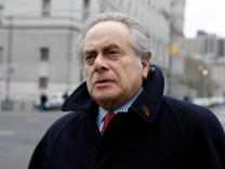 Attorney Brafman arrives for Shkreli hearing in Brooklyn, New York
