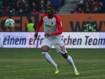 Augsburg Deutschland 03 03 2018 1 Bundesliga 25 Spieltag FC Augsburg TSG 1899 Hoffenheim Ke; Kevin Danso