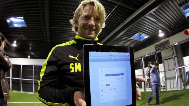 Mittwoch 26 09 2012 1 Bundesliga Saison 12 13 in Dortmund BV Borussia Dortmund Vorstellung des