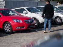Autohändler Gebrauchtwagen Rabatte Wertverlust