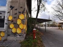 Kreativquartier in München, 2017