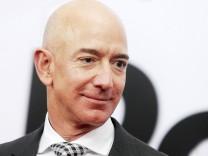 Amazon-Chef Jeff Bezos, der reichste Mann der Welt