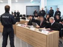 """Prozess gegen die rechtsextreme """"Gruppe Freital"""""""
