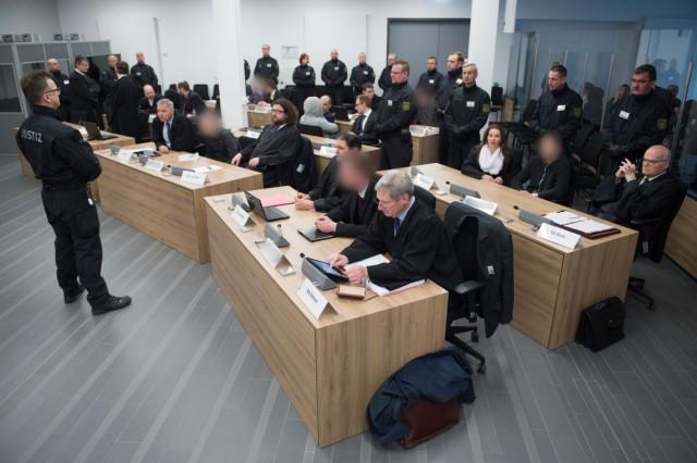 Prozess 'Gruppe Freital' - Urteil