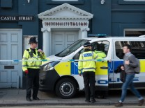 Counter-terror Police Take Charge Of Suspected Poisoning Case
