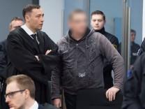 Trial against the far-right group 'Gruppe Freital\