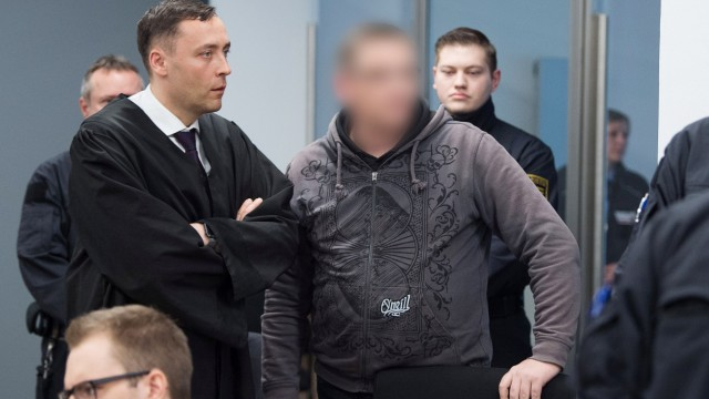 Trial against the far-right group 'Gruppe Freital\