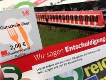 Gutscheine in S-Bahn München