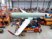 Airbus will vermehrt auf kleinere Modelle wie den A320 setzen.