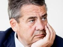 SPD-Politiker Sigmar Gabriel wird 2018 nicht mehr im Bundeskabinett als Außenminister vertreten sein.