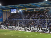 DSC Arminia Bielefeld v SG Dynamo Dresden - Second Bundesliga