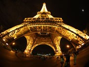 Eiffelturm Paris 120 Jahre, AFP