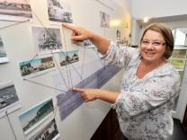 Gilching: Schichtwerk Ausstellung 'Geschichten rund ums Wersonhaus'