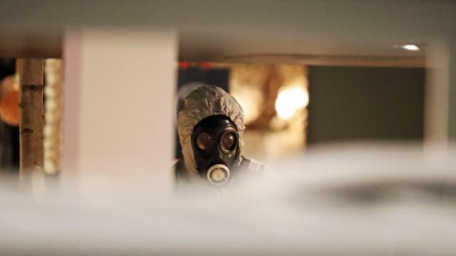 Russischer Ex-Spion im Krankenhaus - Ermittlungen im Fall Skripal