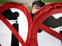 Demonstration Klimaschutz