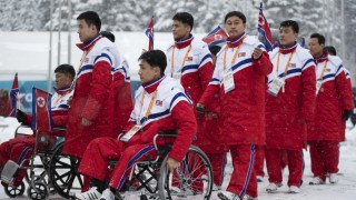 Paralympics Paralympics in Pyeongchang
