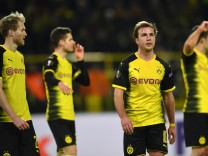 Borussia Dortmund v FC Red Bull Salzburg - UEFA Europa League Round of 16: First Leg