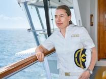 AIDA Cruises ernennt ersten weiblichen Kreuzfahrtkapitän