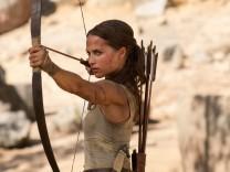 Kinostart - 'Tomb Raider'