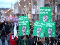 Internationaler Frauentag - Irland