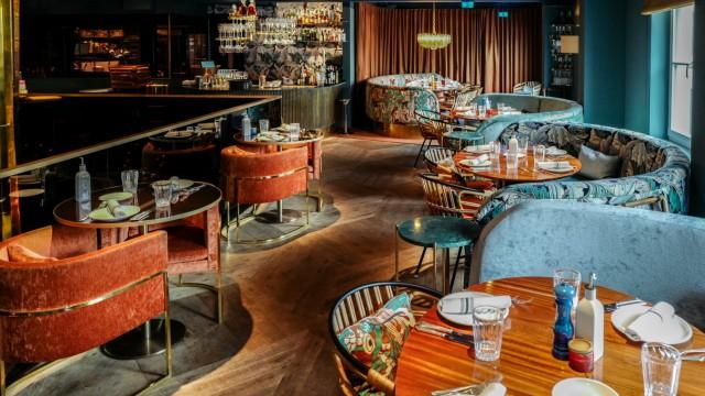 Restaurants in München Rocca Riviera