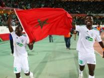 Raja Casablanca v CF Monterrey - FIFA Club World Cup Quarter Final; Marokko