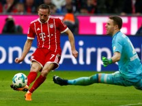 Bundesliga - Bayern Munich vs Hamburger SV