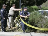 Schütze nimmt Geiseln in kalifornischem Seniorenheim