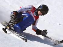 Paralympics Pyeongchang 2018 - Super-G