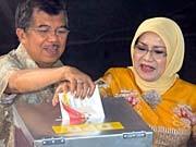 Indonesien hat die Zeit der Diktatur schnell hinter sich gelassen - die Moderatorin und Parlamentskandidatin Rieke Pitaloka ist der Beweis dafür.