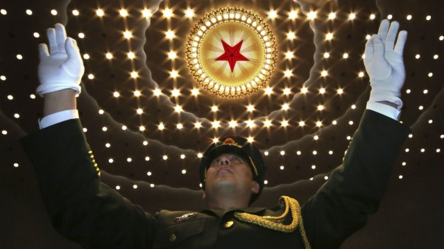 Chinas Volkskongress - Jahrestagung