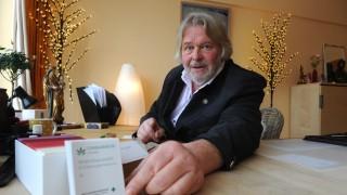Gesundheit in München Gras als Medizin