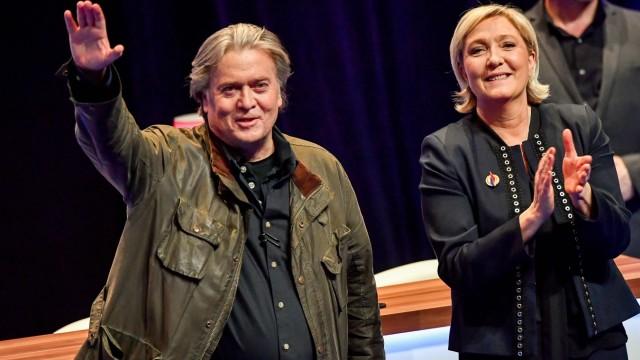 Front National Rechte in Frankreich