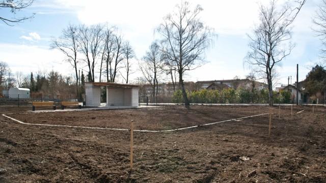 Poing Poinger Bestattungsgarten